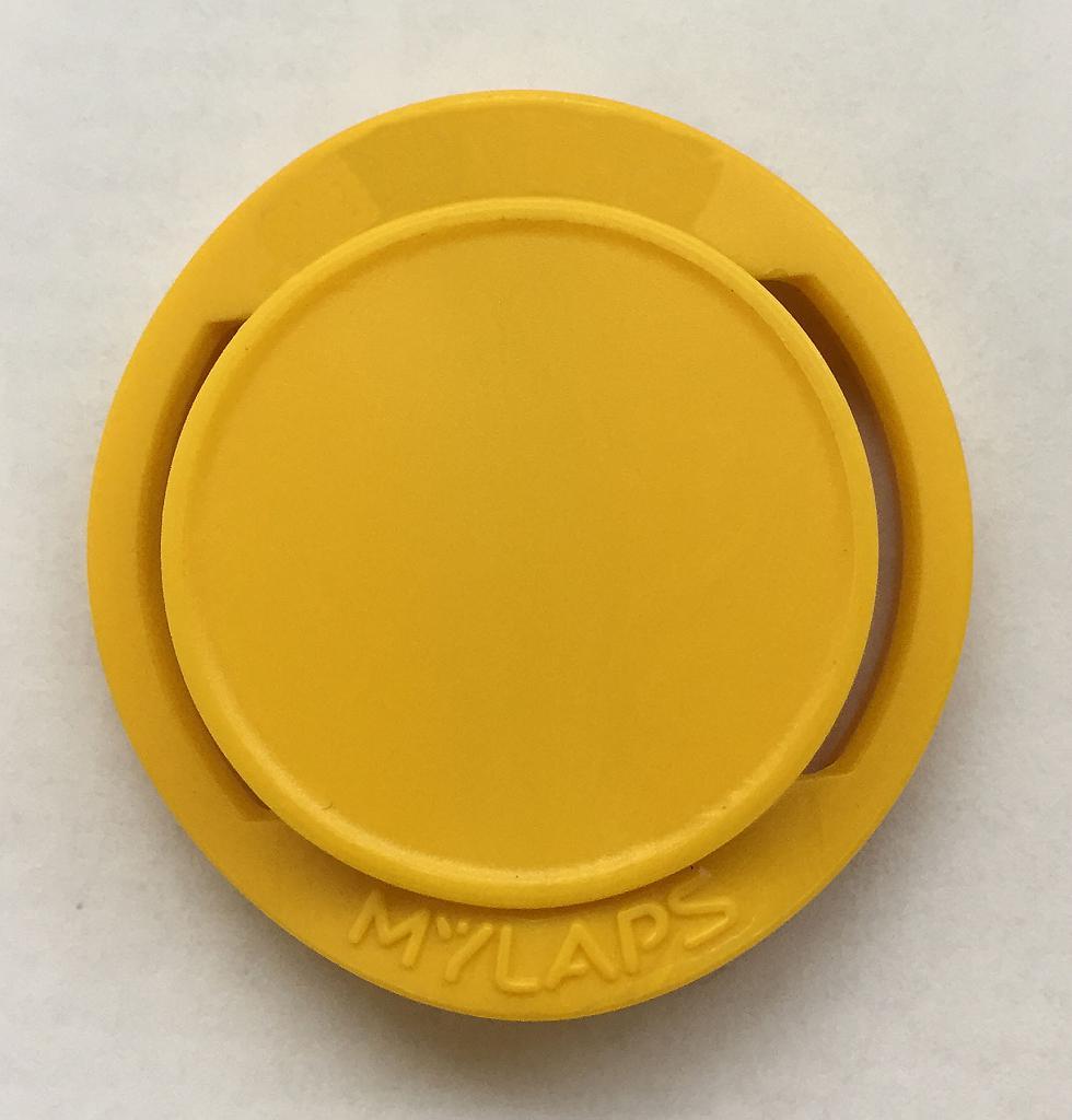 Chip amarillo