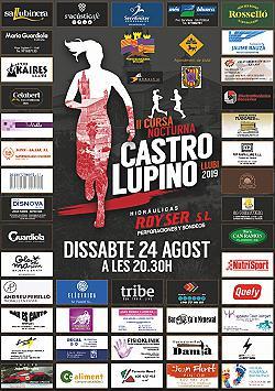 II Cursa nocturna Castro Lupino de LLubí 2019