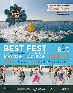 Best Fest - The Open Water Swim Festival 2016