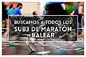Se buscan los maratonianos más rápidos de Balears