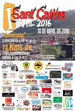 I Sant Carles Trail 2016