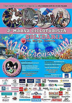 2ª Marxa Cicloturista Solidària Na Marga Somriu 2016