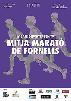 IV Mitja Marató Fornells 2016