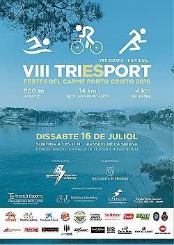 VIII TriSport Porto Cristo 2016
