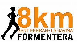 8 km Sant Ferran - La Savina 2018