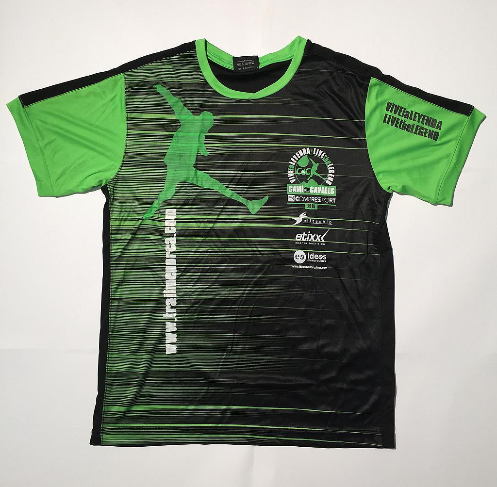 Camiseta Corredor CdC 2016