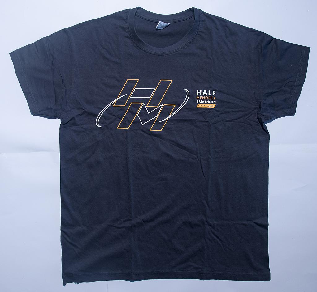Camiseta Half Menorca 2016