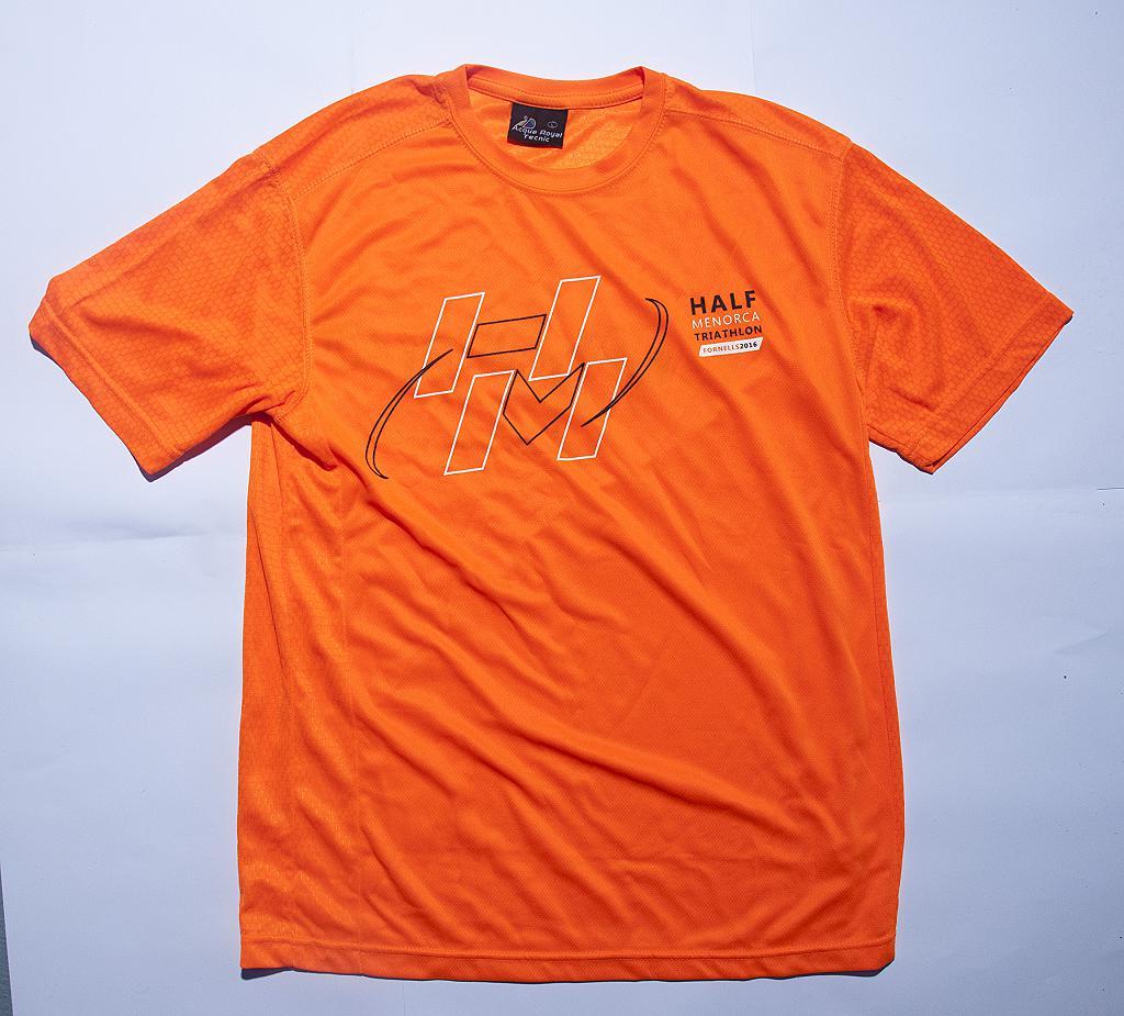 Camiseta STAFF Half 2016