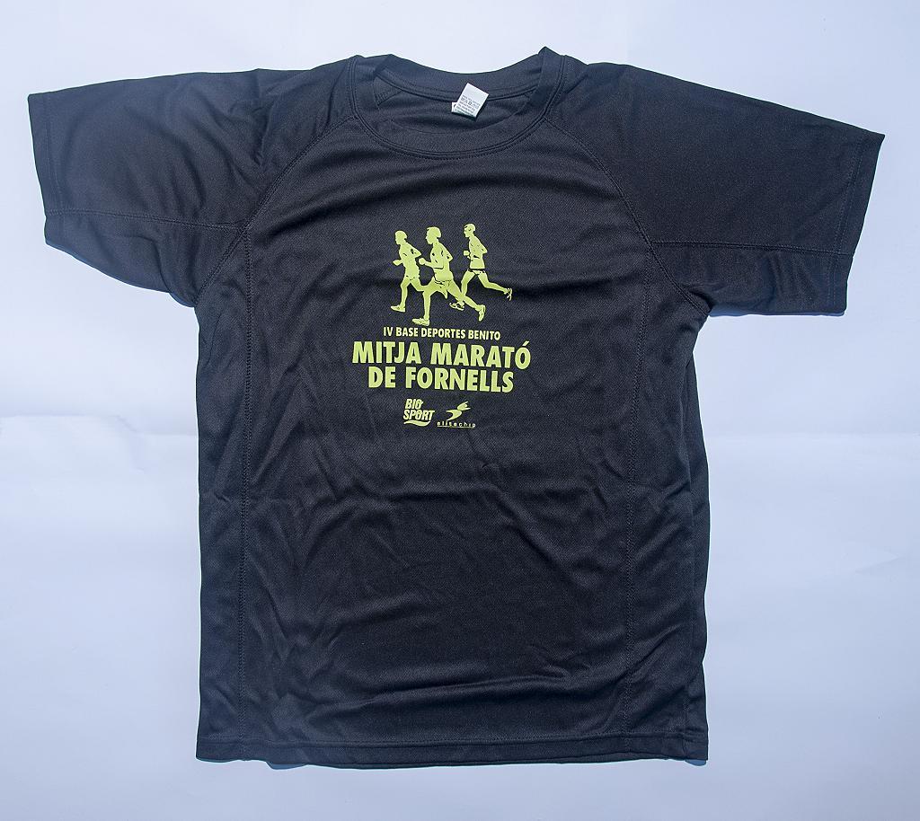 Camiseta Mitja Fornells 2016