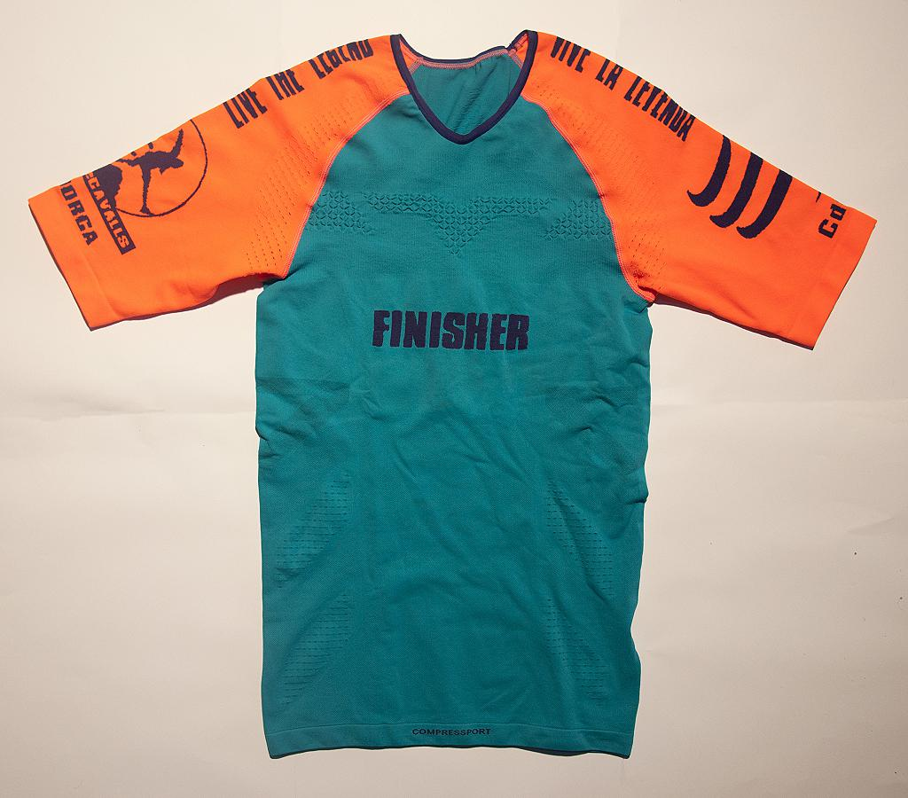 Camiseta Finisher CdC 2014