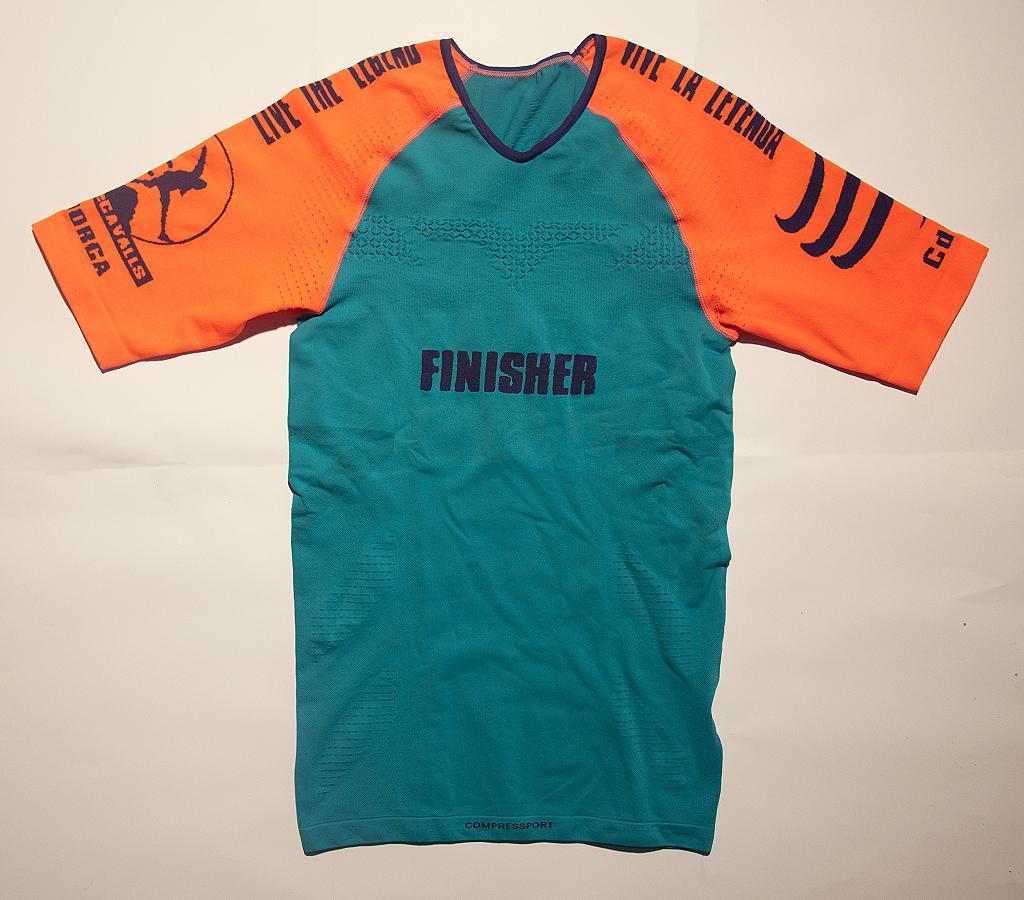 Camiseta Finisher CdC 2014