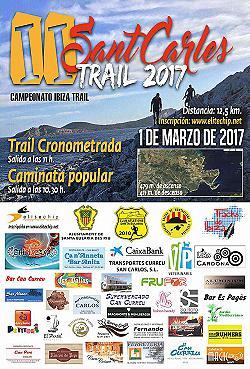 II Sant Carles Trail 2017
