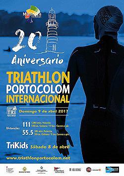 Triathlon Internacional Portocolom 111 2017