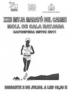 XXII Mitja marató del Carme 2011