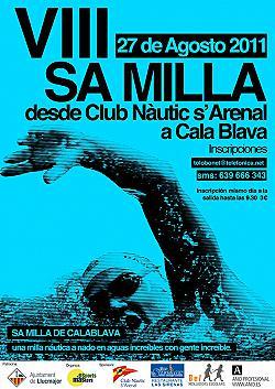 VIII Travesia Club Nautic Arenal-Cala Blava 2011