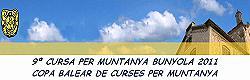 IX Cursa per Muntanya de Bunyola 2011