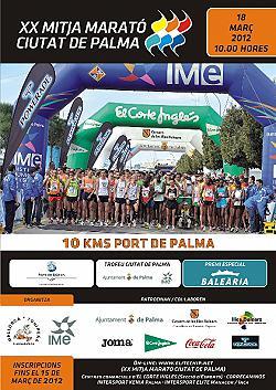 XX Mitja Marató Ciutat de Palma 2012