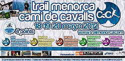 I Trail Menorca Cami de Cavalls CdC Norte/Full 2012