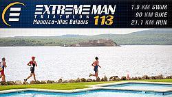 Extreme Man - Menorca 113 2012