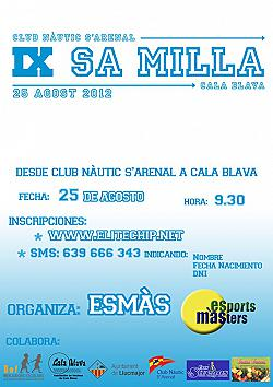 IX Travesia Club Nautic Arenal - Cala Blava 2012