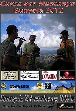 X Cursa Per Muntanya de Bunyola 2012