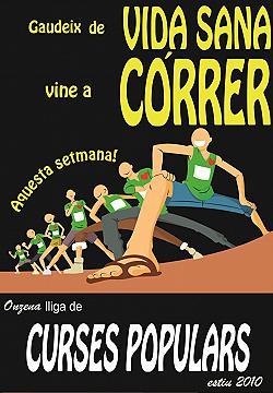 Onzena LLiga de Curses Populars 2010