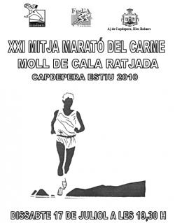 XXI Mitja Marató del Carme 2010