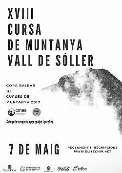 XVIII Cursa Muntanya Vall de Sóller 2017