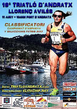 XIX Triatlón de Andratx 2017