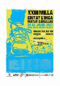 XXIII Milla Ciutat d'Inca 2017