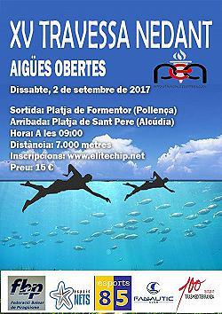XV Travessa Nedant - Formentor 2017