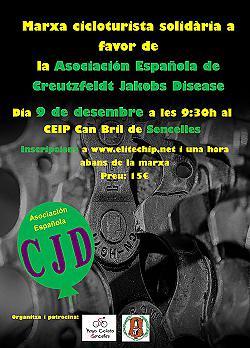 Marxa Cicloturista Solidària - AECJD 2017