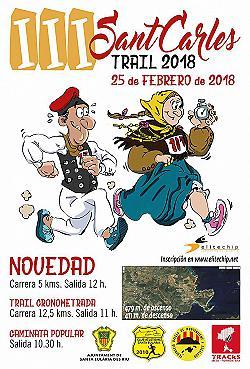 III Sant Carles Trail 2018