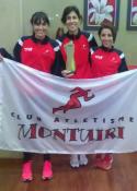 #EliteNews: El S'Hostal Montuïri, campeón de España máster por equipos de Media Maratón