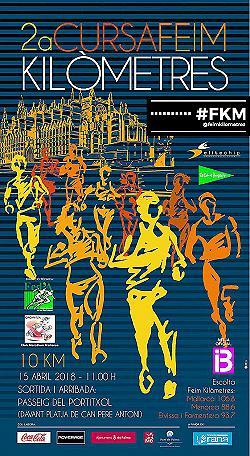 II Cursa Feim Km IB3 - 10 km 2018