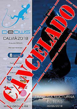 Circuito Deows Calvià- Travesia El Toro 2018