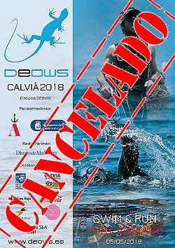 Circuito Deows Calvià - SwimRun Port Adriano 2018