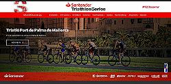 Santander Triathlon Series Port de Palma 2018