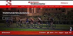 Santander Triathlon Series Port de Palma 2018