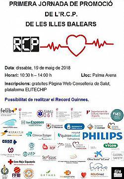I Jornada Promoció de l'R.C.P - Record Guinnes 2018
