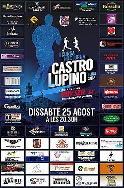 I Cursa nocturna Castro Lupino de Llubí 2018