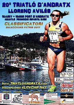 XX Triatlón de Andratx 2018