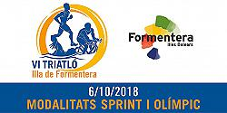 VI Triatló Olímpic de Formentera 2018