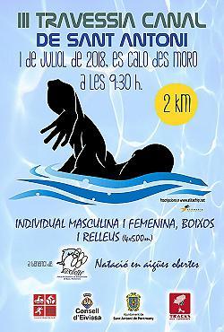 III Travesia Canal de Sant Antoni 2018