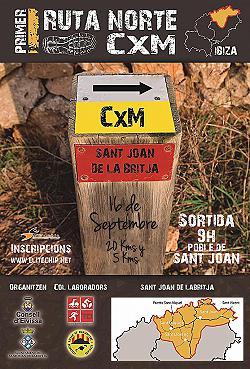 I CxM Ruta Norte 2018