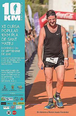 XI Cursa Popular Pla de Sant Mateu 2018