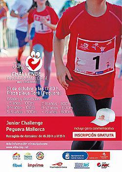 Junior Challenge Peguera 2018