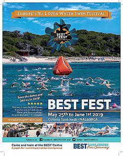 BEST Fest - The Open Water Swim Festival 2019
