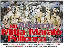 XIII Adalmo Mitja Marató de Pollença 2019
