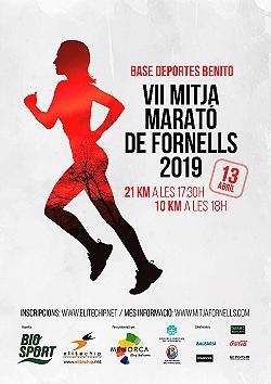 VII Mitja Marató de Fornells 2019